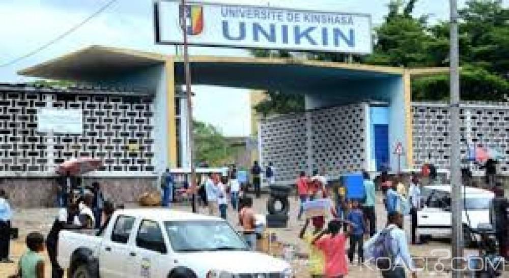 RDC : L'UNIKIN agitée par de nouvelles  tensions, la police dénonce l'infiltration de «voyous»