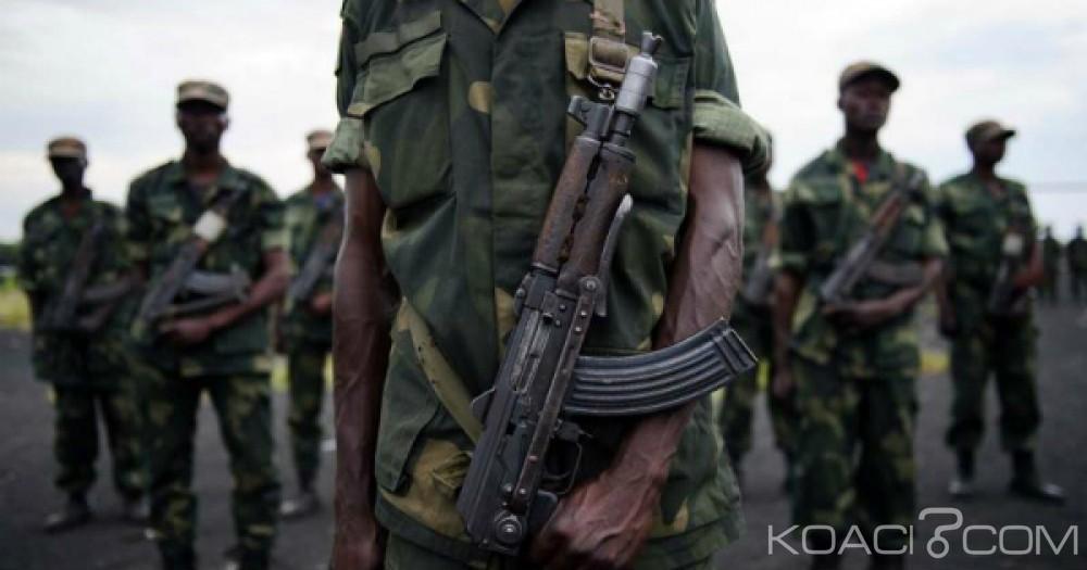 RDC : Kasai ,un soldat ouvre  le feu sur une foule lors d'un rassemblement de  deuil, 5 morts et 10 blessés