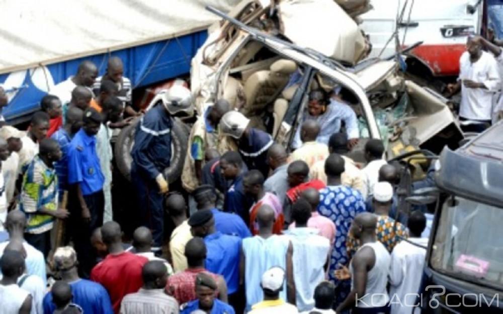Sénégal: Quatre personnes périssent dans un accident de circulation à Gossas, plusieurs blessés