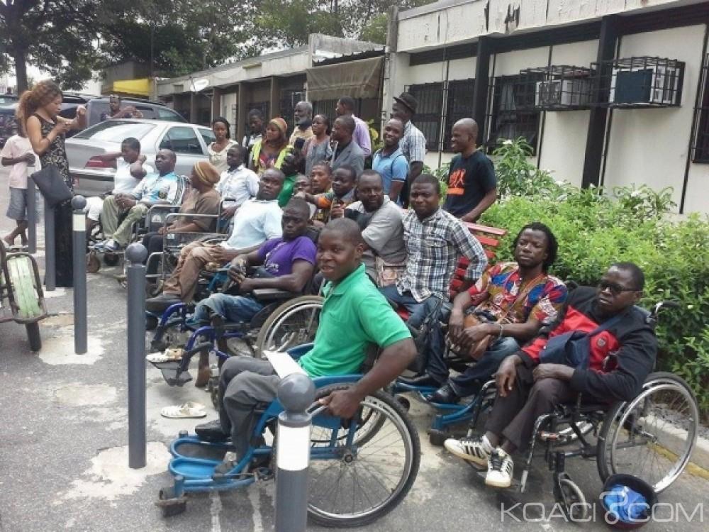 Côte d'Ivoire : Recrutement dérogatoire des handicapés  à la Fonction Publique, 158 admis sur 1 150 candidats