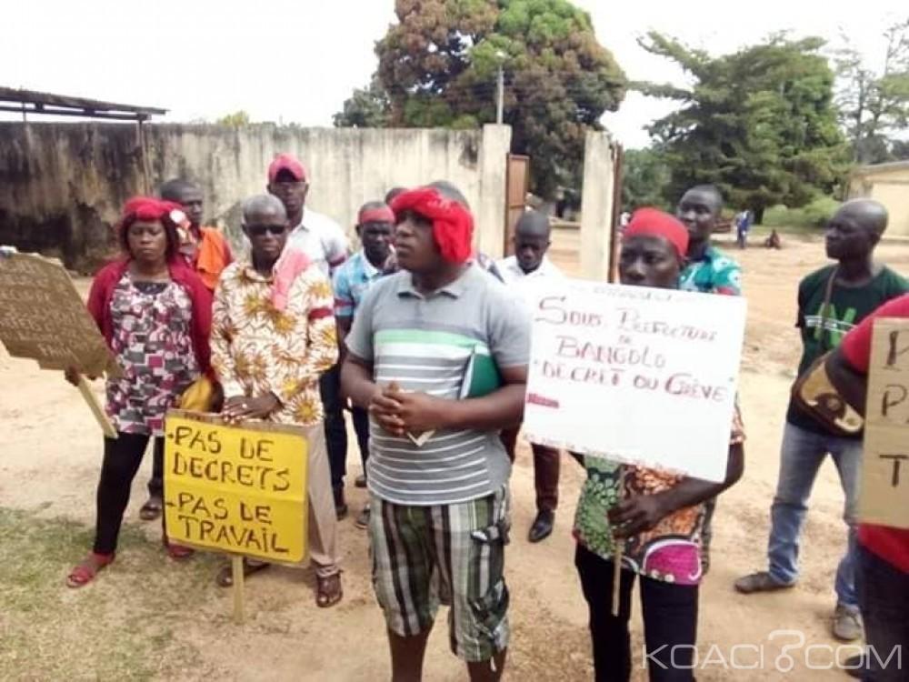 Côte d'Ivoire : Grève des agents du ministère de l'intérieur, la population grogne quant aux désagréments
