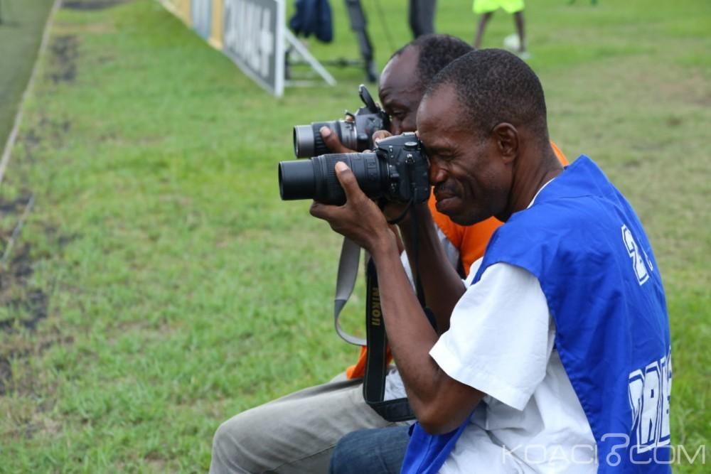 Côte d'Ivoire : Décès du reporter photographe  sportif  Jean Momboye