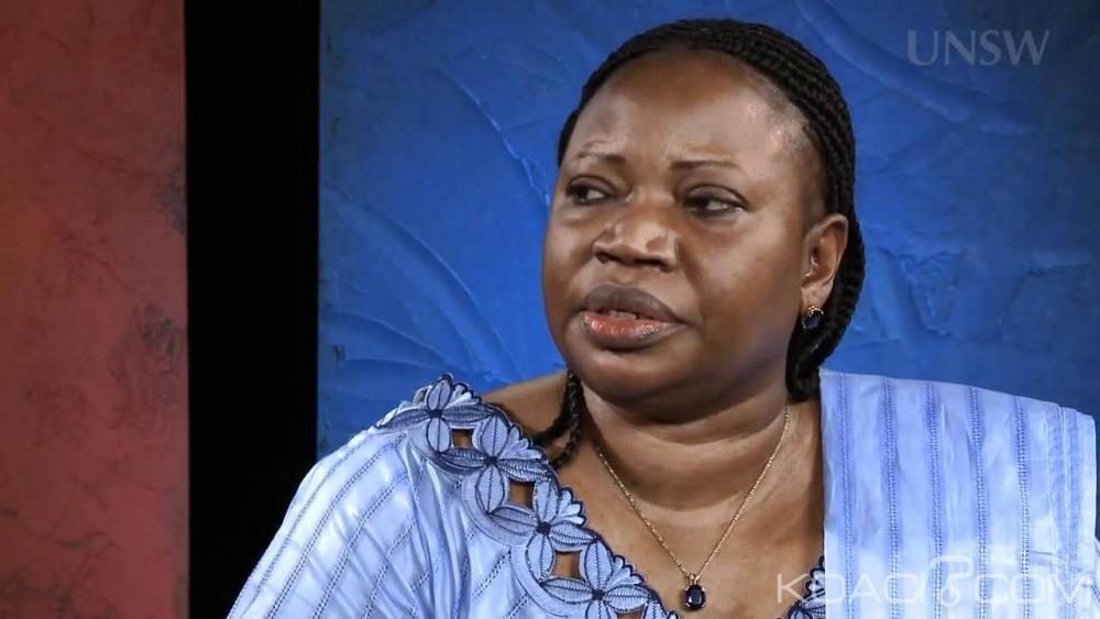 Côte d'Ivoire : CPI, Fatou Bensouda s'oppose à une déclaration orale jeudi de Blé Goudé sans serment