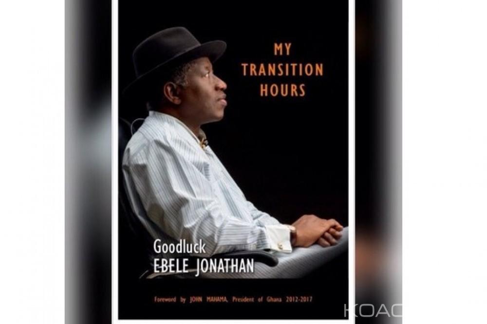 Nigeria : Des fleurs de Buhari à Jonathan après son livre « Mes heures de transition »