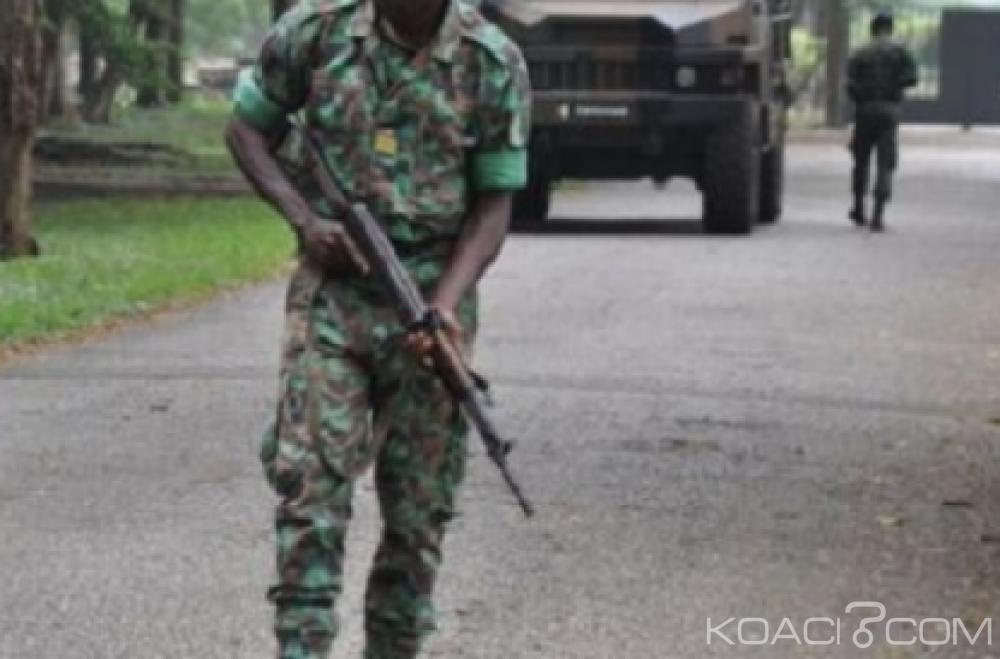 Côte d'Ivoire : Un militaire mis aux arrêts pour escroquerie sur location des baux