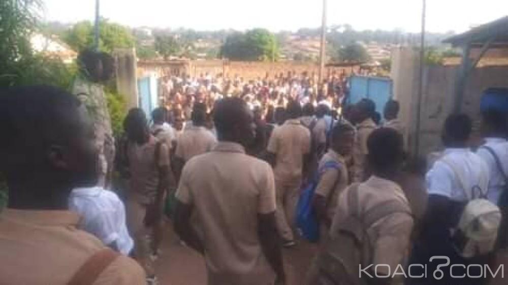 Côte d'Ivoire : Grève dans le secteur Education/Formation, trois enseignants  interpellés dans le nord  du pays