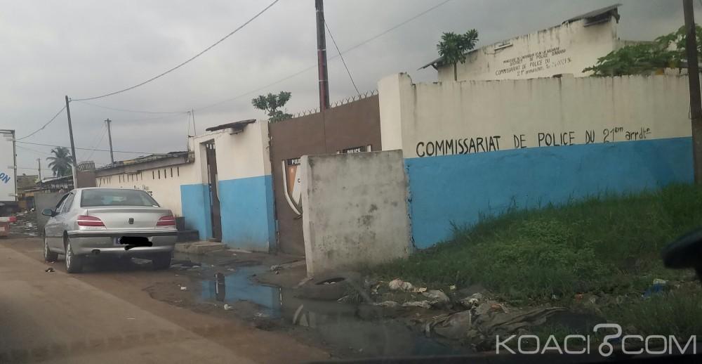Côte d'Ivoire: Bienvenue au commissariat du 21ème arrondissement