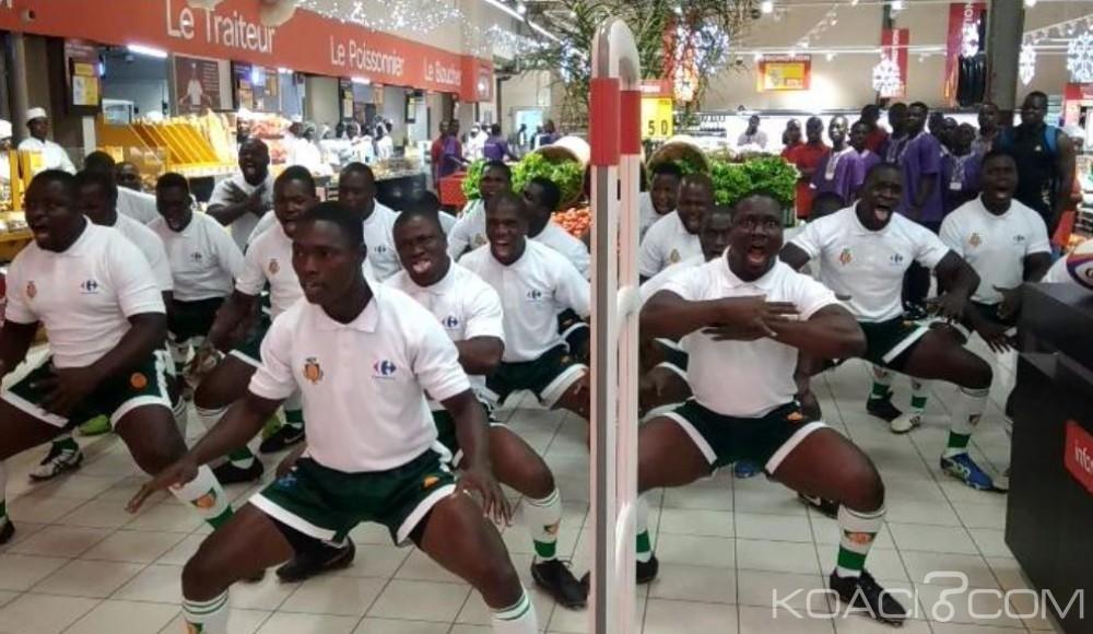 Côte d'Ivoire : Carrefour Market Yopougon, la locomotive de Cosmos, officiellement ouvert, 3000 produits à moins de 1000 Fcfa