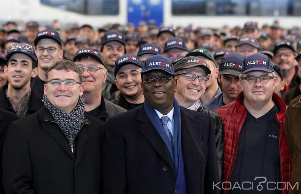 Sénégal: Macky Sall sucre la française Alstom de 200 milliards, pour inaugurer le TER avant la présidentielle (Révélation)