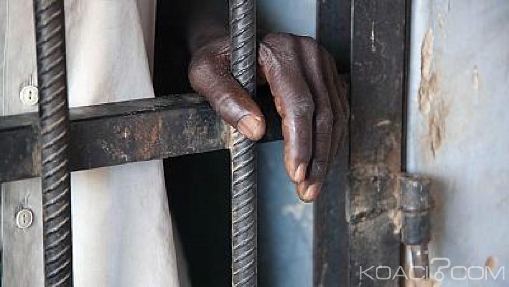 Côte d'Ivoire : 72h après sa sortie de prison, il y retourne pour cinq ans après avoir commis un vol avec effraction