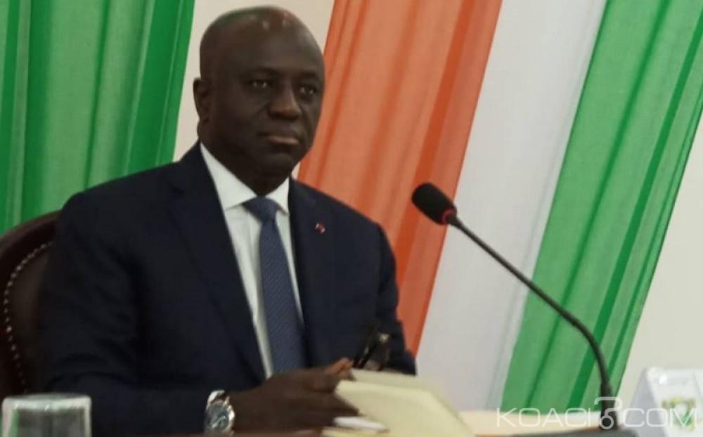 Côte d'Ivoire :  Amon Tanoh prévient l'ONU que son pays ne soutiendra jamais une résolution qui va aboutir sur des frappes durant son mandat