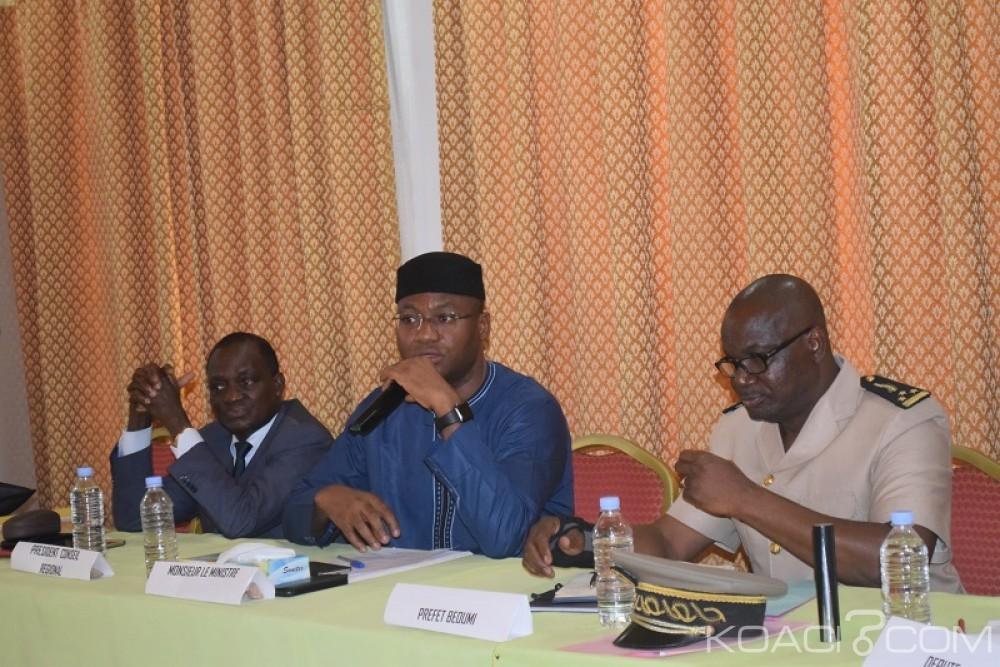 Côte d'Ivoire : Marabadiassa, pour en finir avec le conflit foncier entre Malinké et Baoulé, l'émissaire Sidi Touré fait quatre propositions