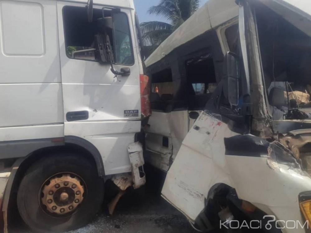 Côte d'Ivoire : Carambolage entre trois véhicules, une victime incarcérée et une trentaine de blessés