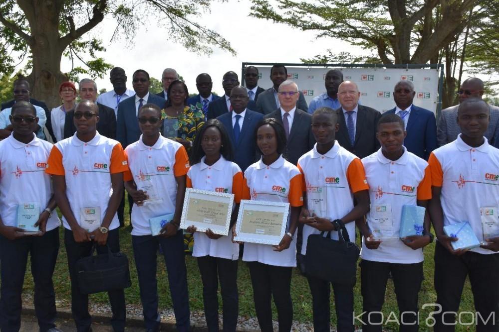 Côte d'Ivoire : CME de Bingerville, 98% de réussite au BTS Électrotechnique