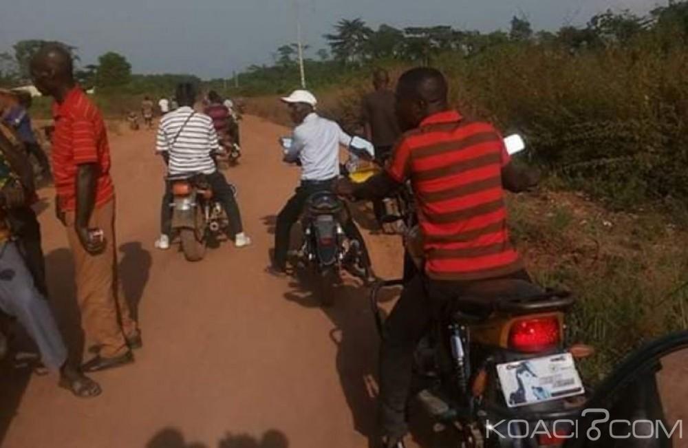 Côte d'Ivoire : À l'ouest, un braquage provoque l'arrêt des cours, des tirs entendus, les forces de l'ordre «prennent la fuite»