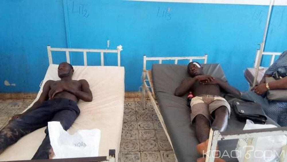 Côte d'Ivoire : À l'ouest, des coupeurs de route sévissent, des blessés et une importante somme d'argent emportée