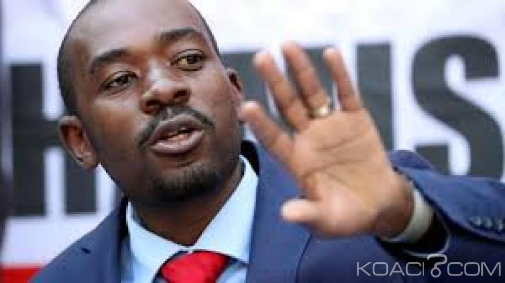 Zimbabwe: Violences post-électorales, le chef de l'opposition nie toutes responsabilités