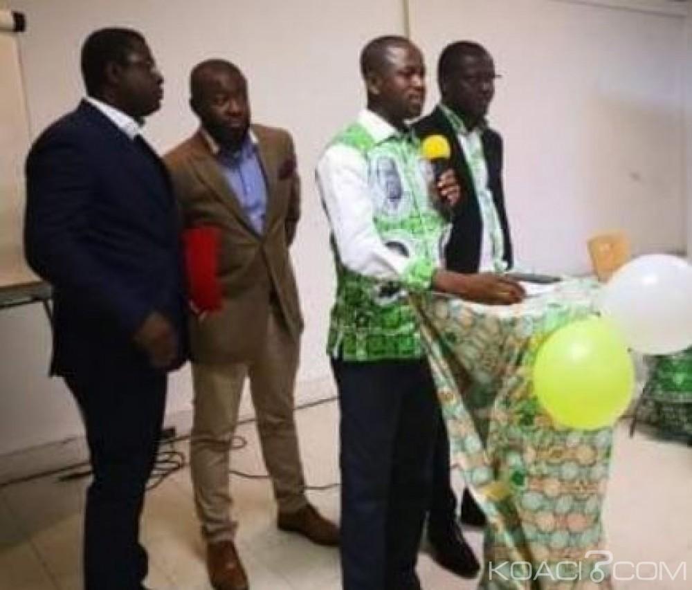 Côte d'Ivoire: Ballet politique en Europe, après les rencontres d'information du RHDP Unifié, la JPDCI crie au mensonge