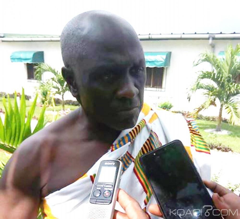 Côte d'Ivoire : Depuis Songon-Kassemblé, le Pr Amoa Urbain réclame «la paternité» du concept de la « Chambre des rois et chefs traditionnels » et exige une indemnisation