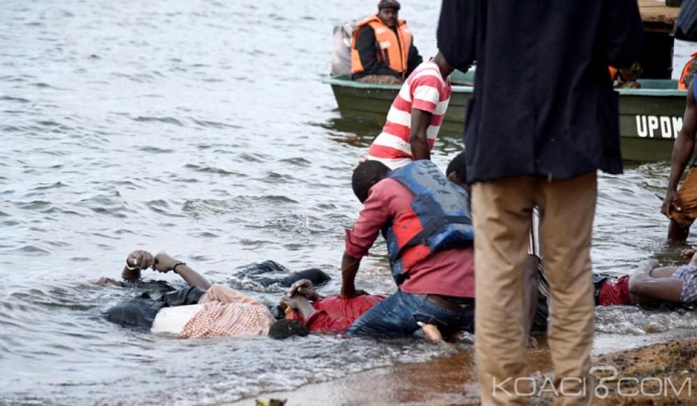Ouganda:  Un bateau de croisière  chavire sur le Lac Victoria, 30 morts au moins