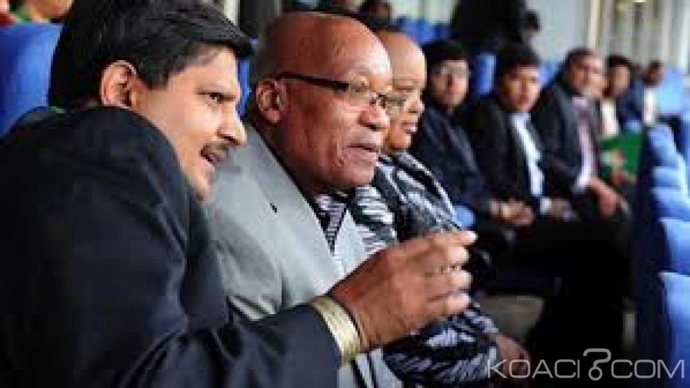 Afrique du Sud : Corruption, le parquet abandonne  ses charges contre la riche famille Gupta