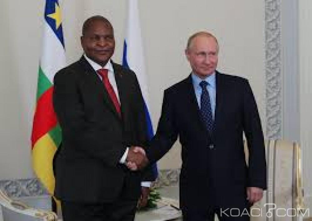 Centrafrique  : La Russie accorde  un prêt  de 10 milliards d'euros par erreur