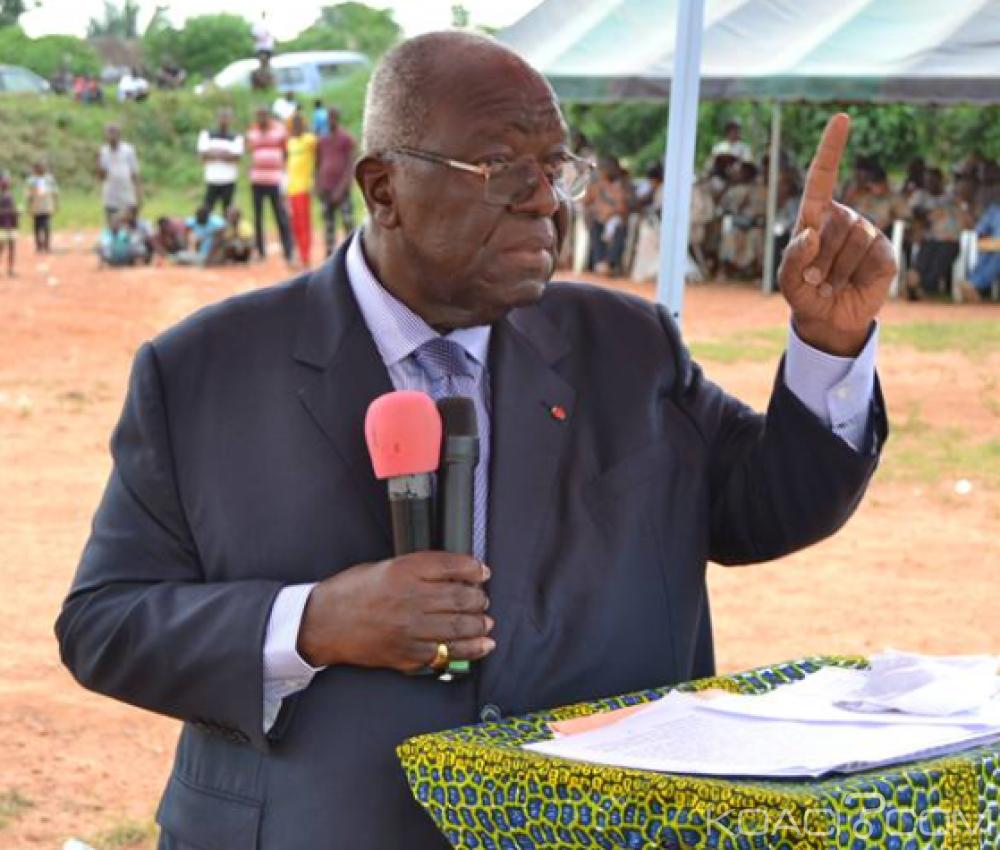 Côte d'Ivoire : Donné pour mort, l'ancien ministre Zakpa Komenan est bel et bien vivant