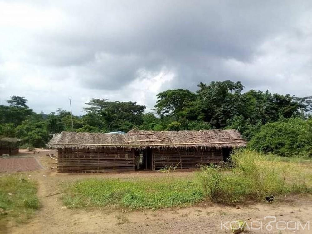 Côte d'Ivoire : Epp Gnonsiobly, une école de fortune en pleine broussaille à l'ouest