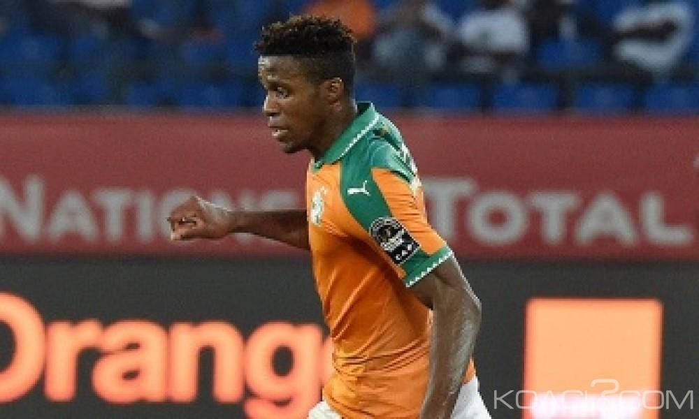 Côte d'Ivoire : Ballon d'or africain 2018, Wilfried Zaha seul ivoirien sur 34 joueurs nominés par la CAF