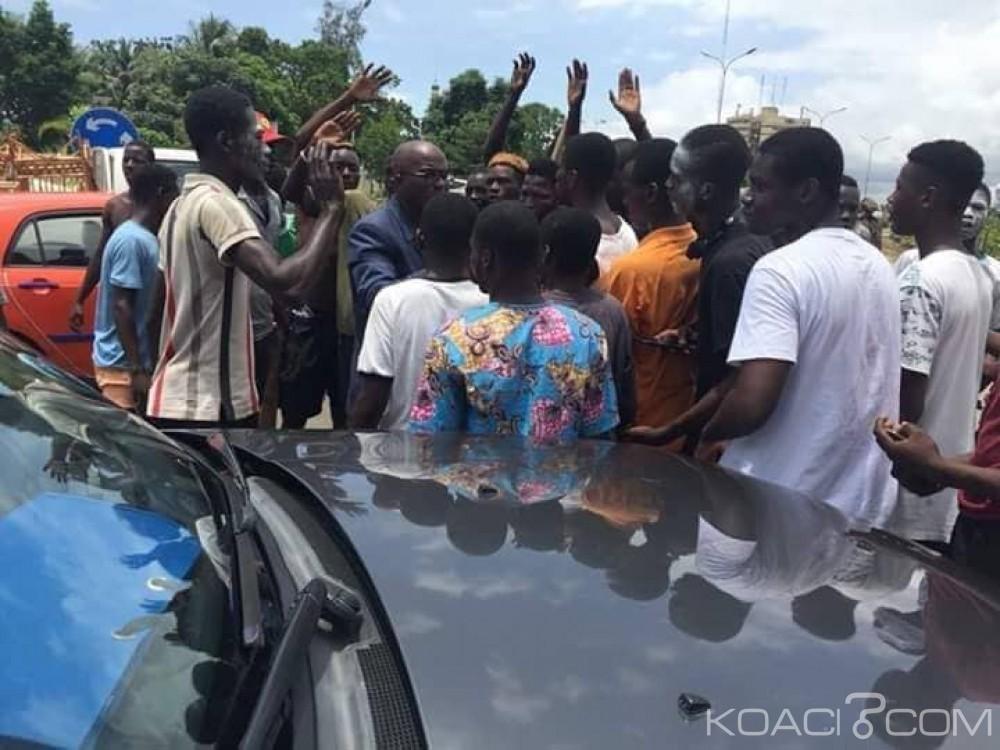 Côte d'Ivoire: À Anono, échauffourées entre jeunes du village et gendarmes pour un litige foncier