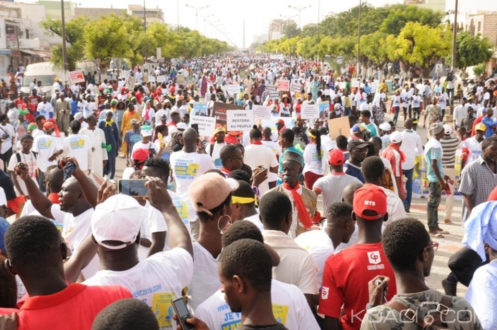 Sénégal : Processus électoral, l'opposition «marche sur»  le régime de Macky Sall et menace