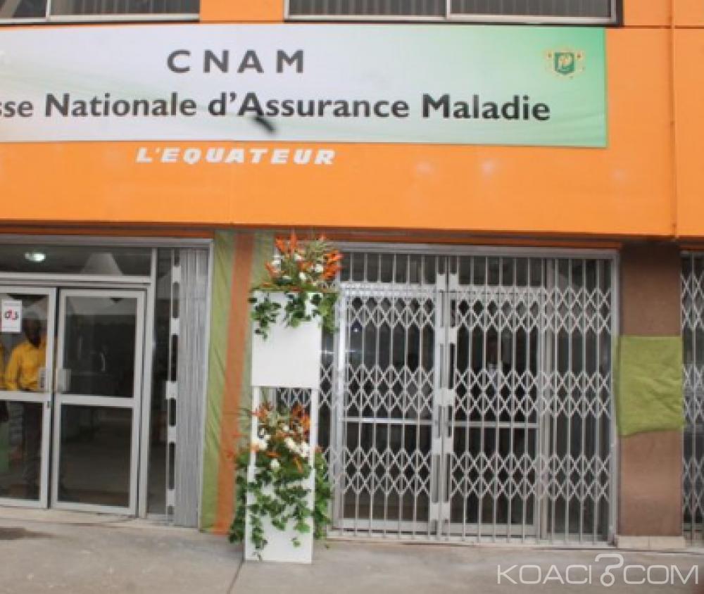 Côte d'Ivoire : Le nouveau président du conseil d'administration (PCA) de la Caisse nationale d'assurance maladie (CNAM) a pris fonction