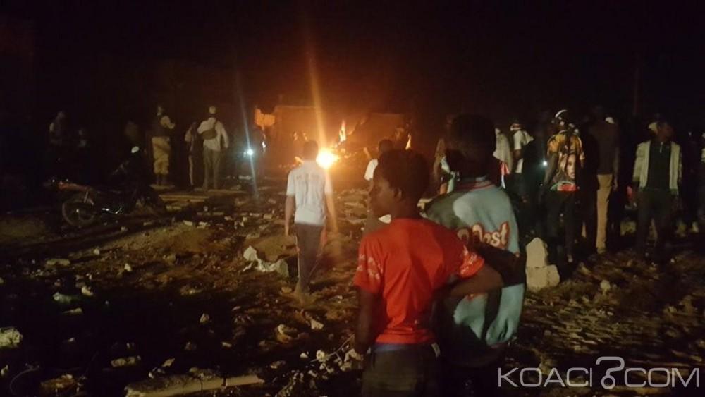 Burkina Faso: Au moins cinq personnes tuées dans une attaque à Boungou