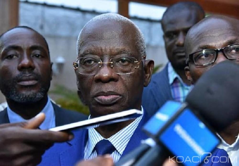 Côte d'Ivoire : Disparition de Sangaré, Gbagbo remercie la classe politique dans son ensemble et annonce la reprise des activités du parti après le 40eme jour de deuil