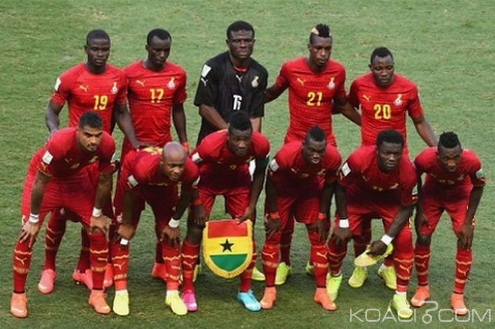 Ghana : CAN 2019, les Black Stars qualifiés après la disqualification de la Sierra Leone