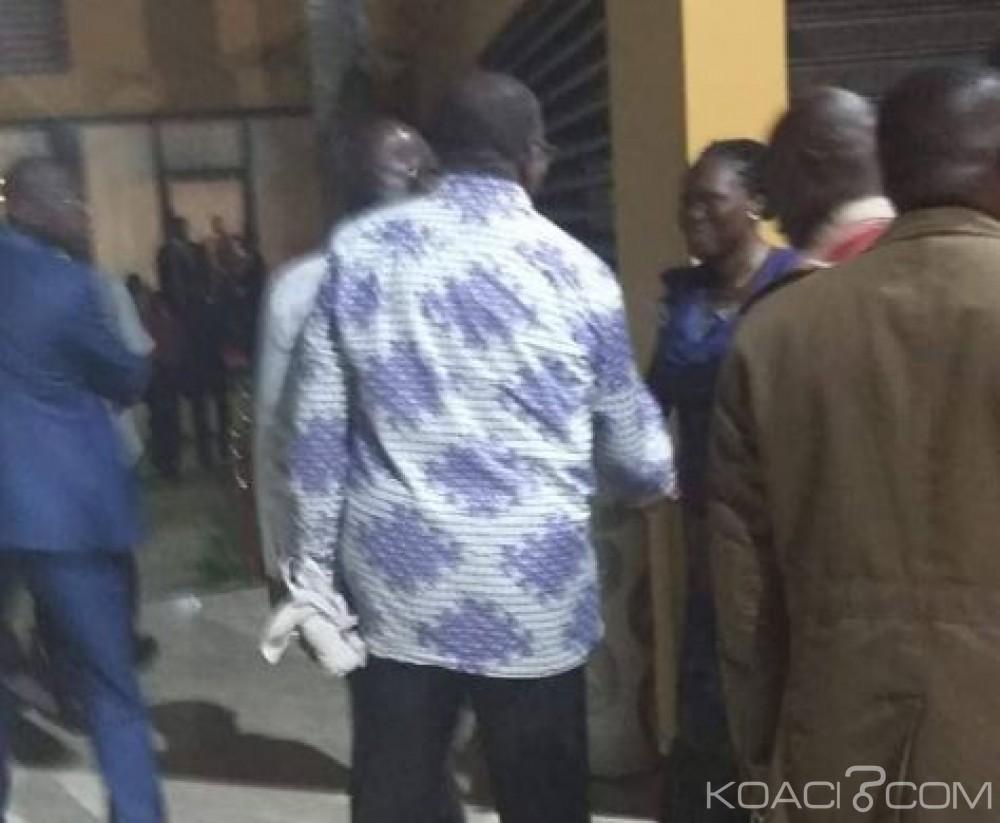 Côte d'Ivoire: Simone Gbagbo chez Marcel Gossio pour présenter ses condoléances