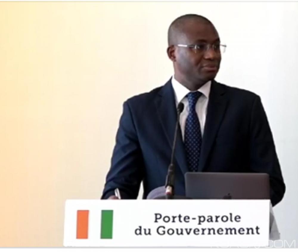 Côte d'Ivoire : L'appel des avocats étrangers par le PDCI pour légiférer sur le contentieux  électoral est une incongruité, selon le porte-parole du gouvernement