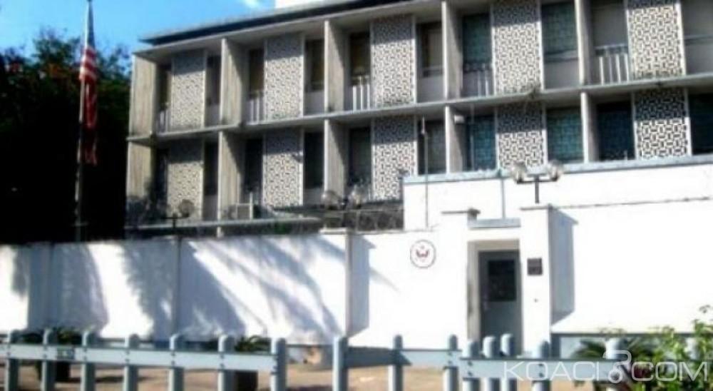 RDC: «Menaces terroristes », les portes de l'ambassade des USA à Kinshasa toujours fermées