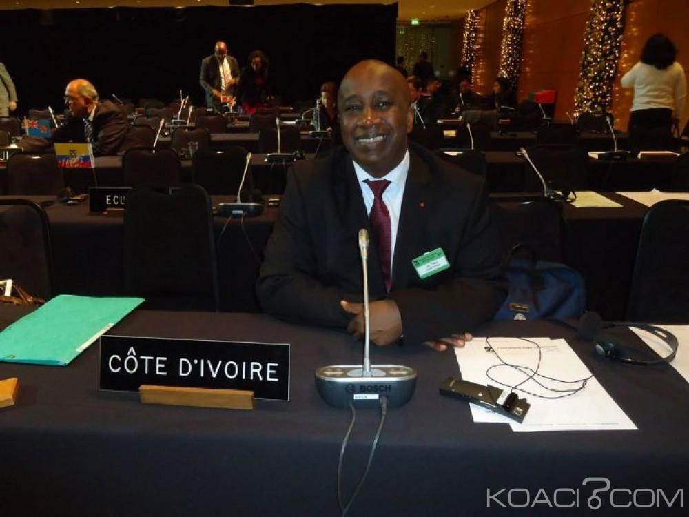 Côte d'Ivoire : Organisation Internationale du Sucre (OIS),  le pays  occupe la Vice-Présidence du Conseil