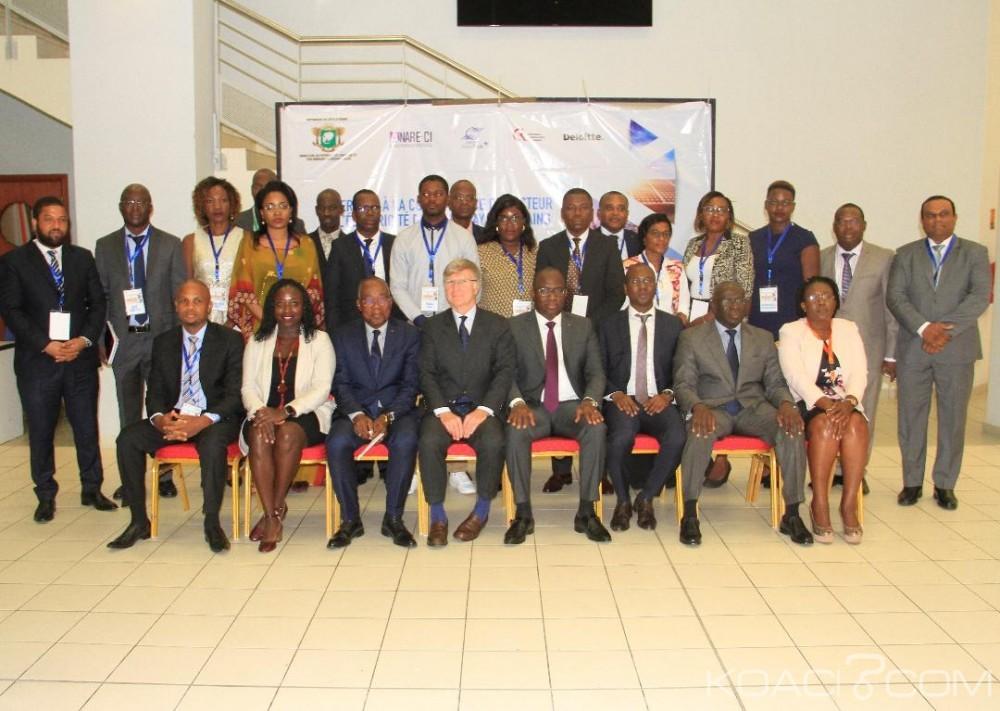 Côte d'Ivoire : Une formation diplômante dénommée le BADGE sur la régulation de l'électricité ouverte à  Abidjan