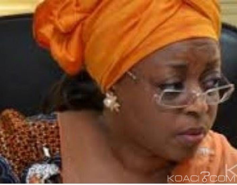 Nigeria : Corruption, l'ex Ministre du Pétrole Diezani Alison-Madueke visée par un mandat d'arrêt