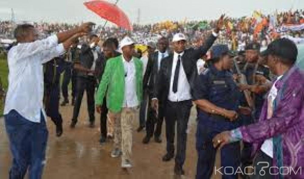 RDC: Des militants de l' UDPS  et de la coalition au pouvoir s'affrontent  dans le Kasaï, 35 blessés graves