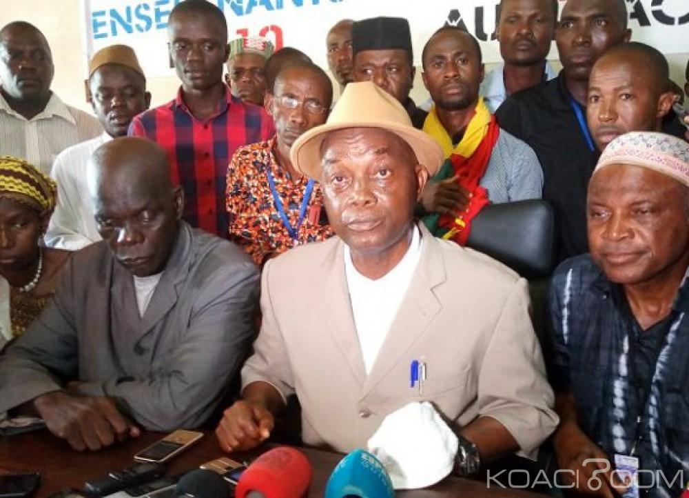 Guinée : Les enseignants maintiennent leur mot d'ordre de grève pour une hausse des salaires