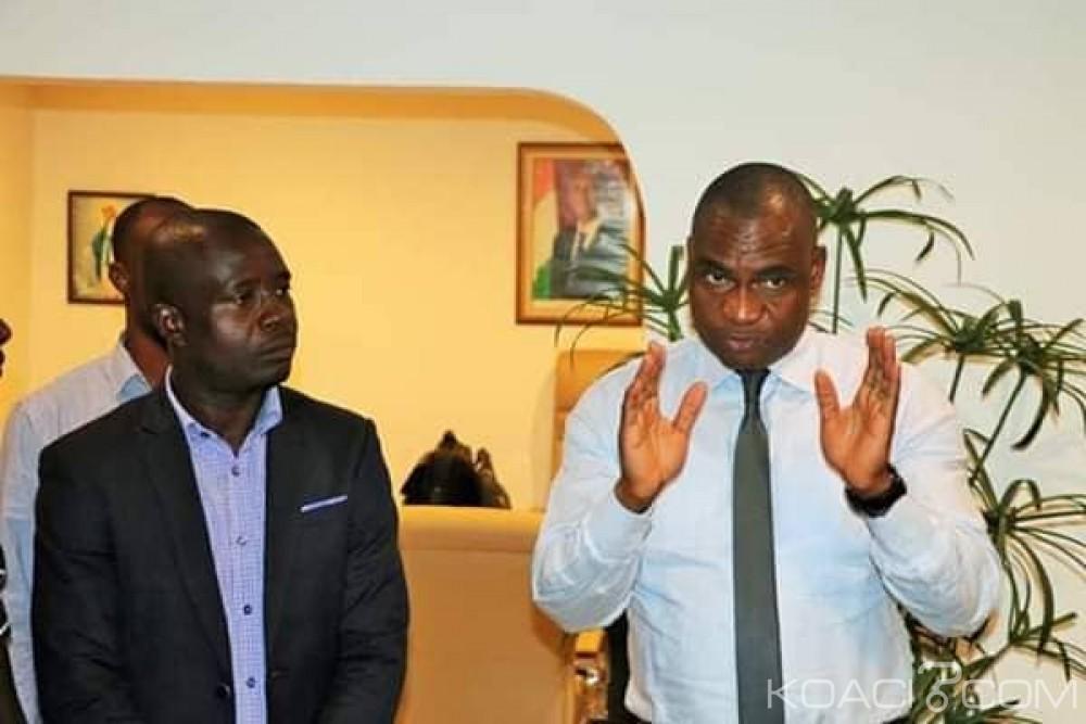 Côte d'Ivoire : Après des explications d'Abonouan, un groupement de jeunes du PDCI de Yopougon vire au RHDP unifié