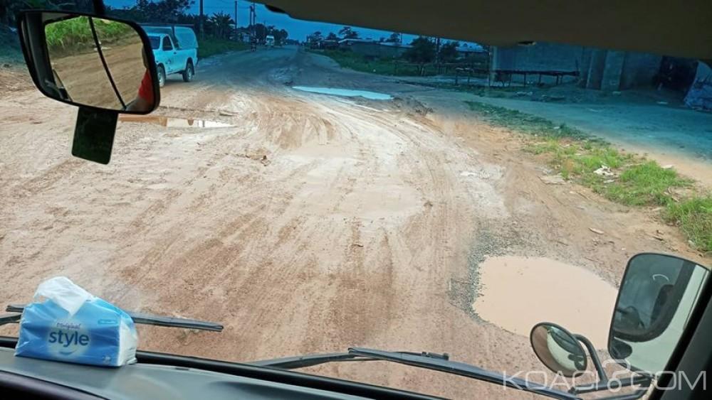 Côte d'Ivoire : Abidjan-San-Pedro, le calvaire des automobilistes et des passagers