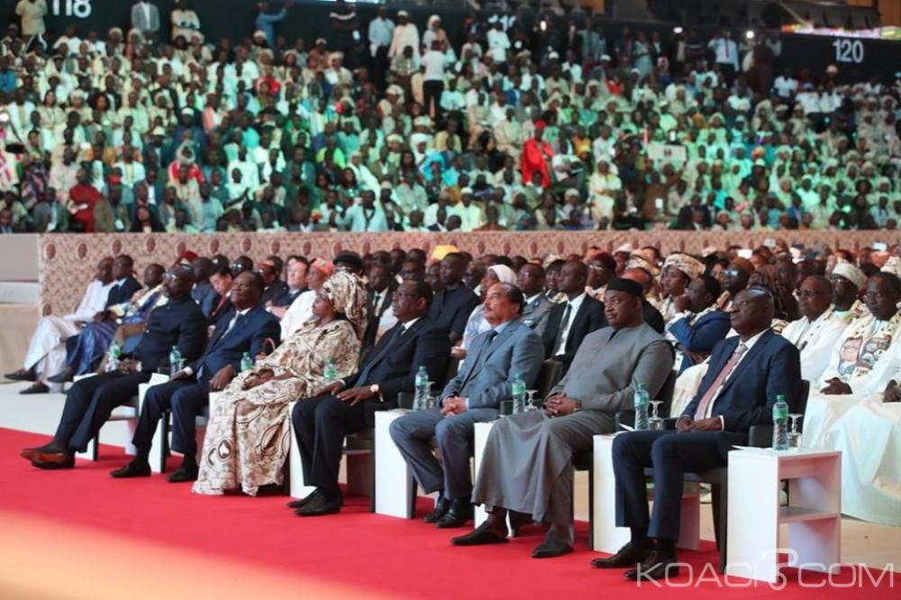 Sénégal : Soutien à Sall, l'opposition sénégalaise conspue Ouattara et Aziz et dénonce une «ingérence»