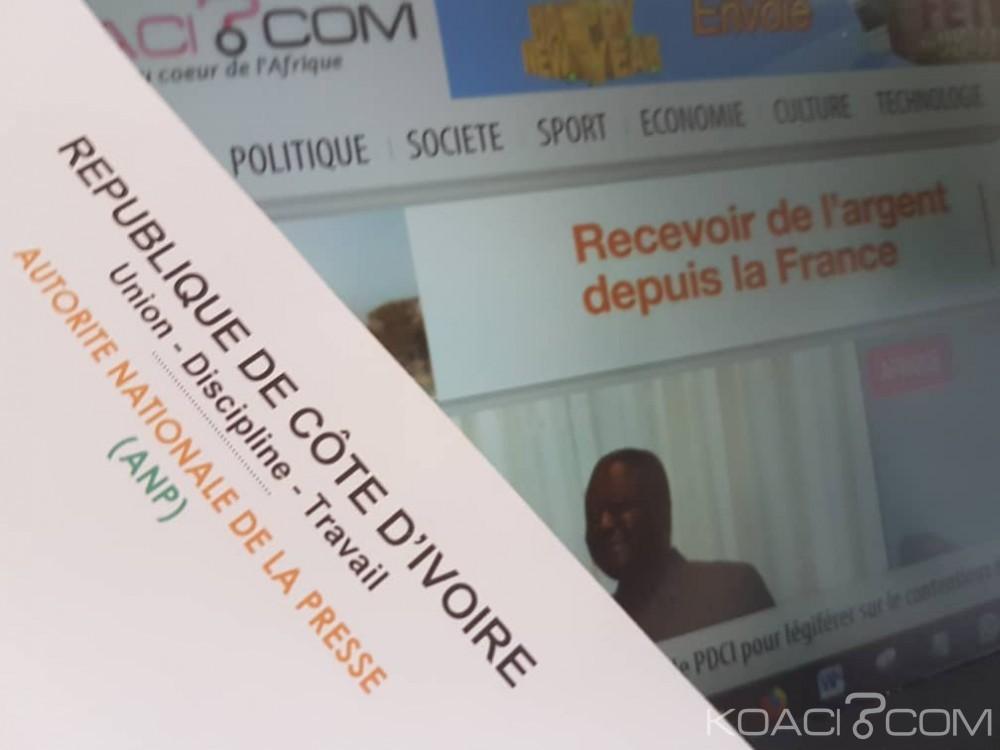 Côte d'Ivoire :  L'ANP exhorte KOACI à calmer certains Koacinautes