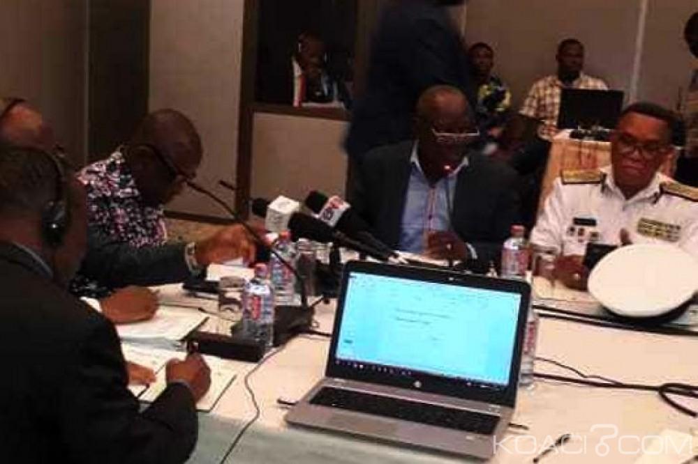 Ghana-Togo : Recherches de consensus pour la démarcation de la frontière maritime