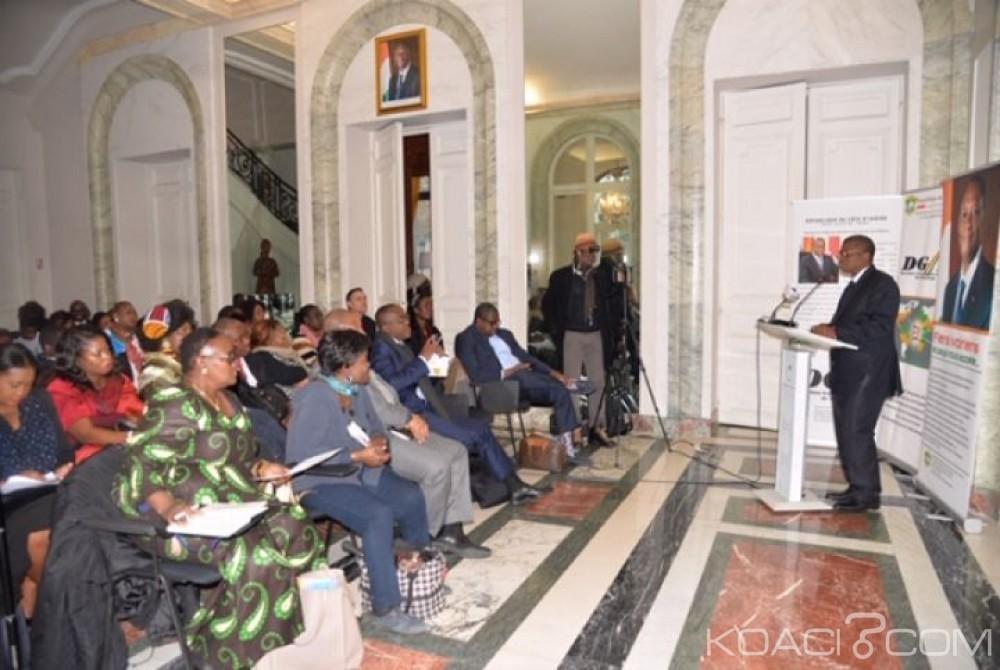 Côte d'Ivoire : Ce que le gouvernement prévoit pour la diaspora ivoirienne pour leurs préoccupations