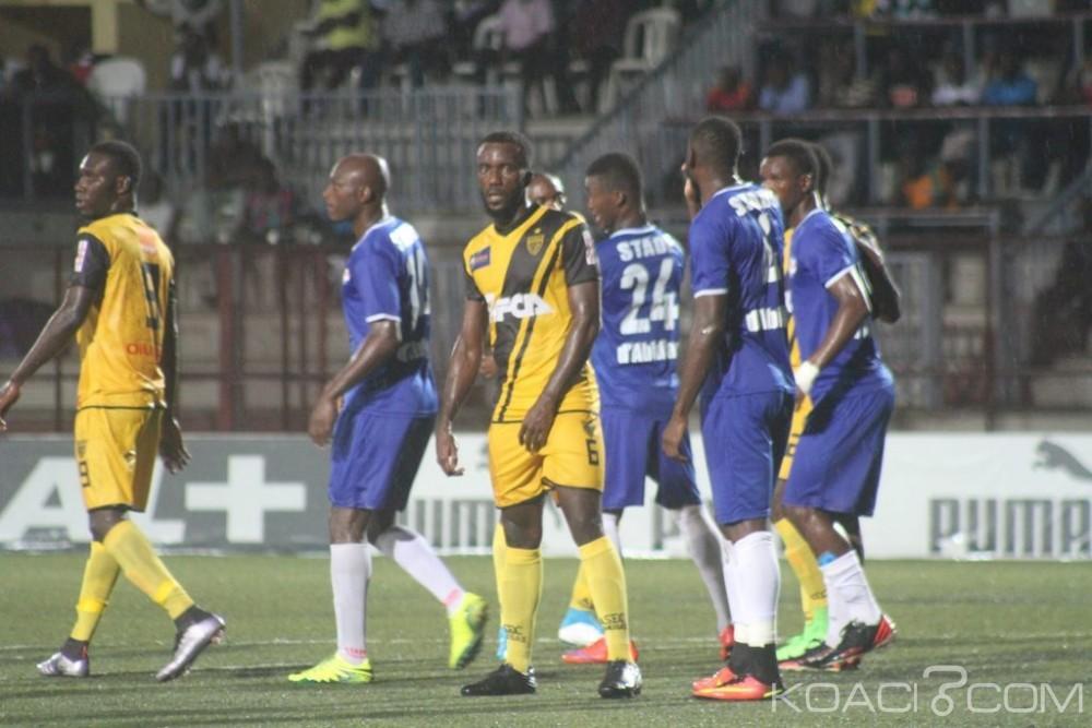 Côte d'Ivoire : Coupes Africaines, le  Sporting Gagnoa éliminé, voici les adversaires de l'Asec, Stade et San Pedro au prochain tour